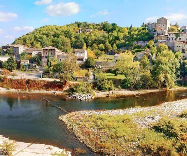 Village d' Ardèche